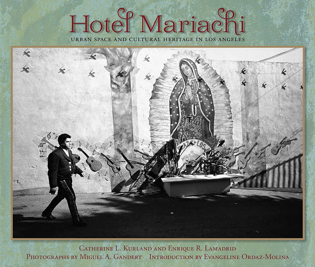 Hotel Mariachi - cover image