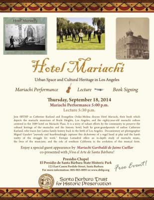 Hotel Mariachi Flyer Final